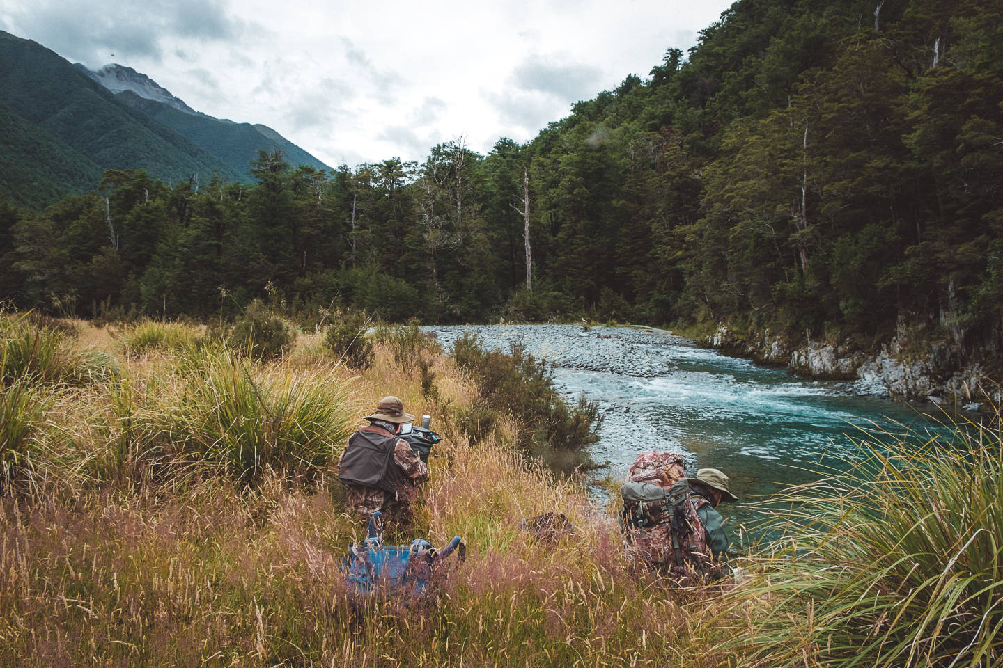 Flyfishing in the south with Blair Daniel, flyfishing guide.